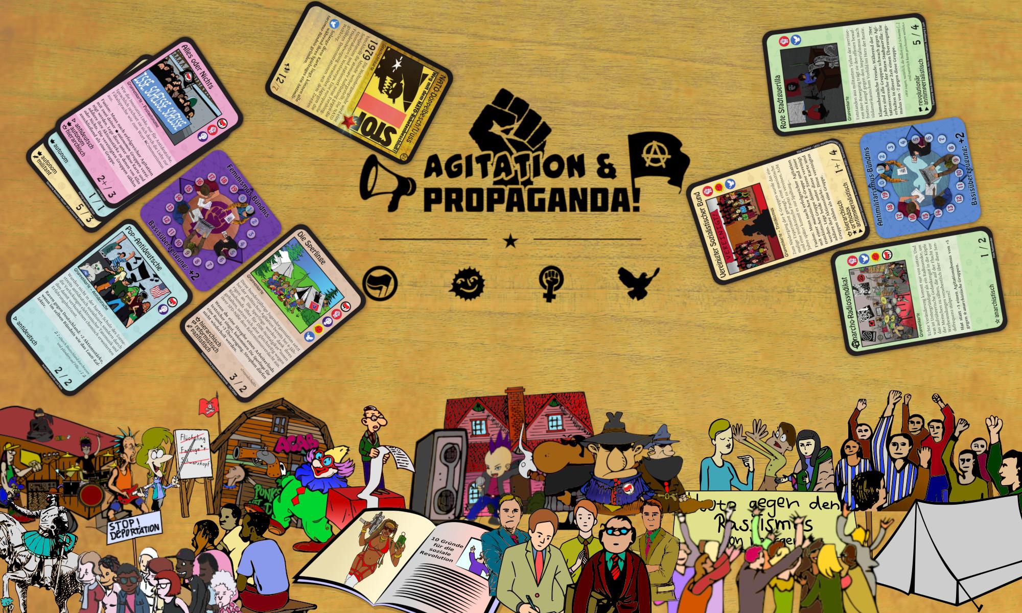 Agitation und Propaganda